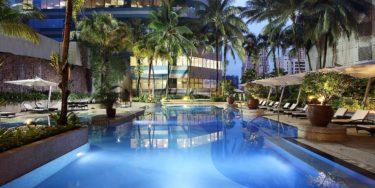【クアラルンプール】③格安のクアラルンプールだから、思い切って★★★★★五つ星インターコンチネンタルホテルのクラブルームを予約してみました。