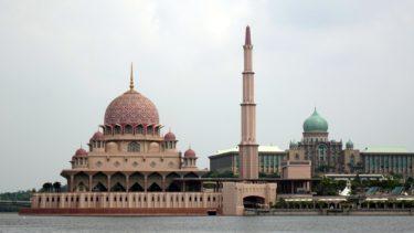 【クアラルンプール】⑤大人気のピンクとブルーの二大モスク・ツアーでインスタ映え写真がいっぱい撮れました。